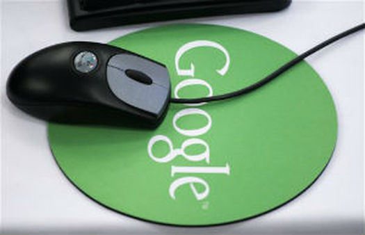 Google it? Not when it comes to financial advice. AP Photo/Mark Lennihan, file