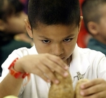 RIght-sizing reserves is not child's play (AP Photo/Amy Conn-Gutierrez)