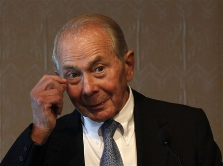 """Maurice """"Hank"""" Greenberg says it takes more courage to enter an emerging market than an established one. (AP Photo)"""