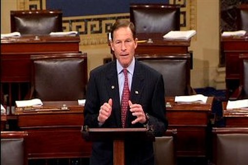 Sen. Blumenthal, D-Ct., a life industry supporter, recently won re-election (AP Photo/Bob Child, File)