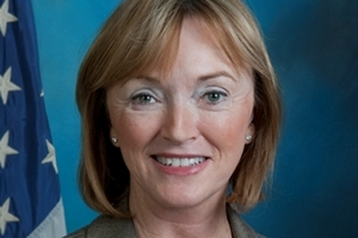 Marilyn Tavenner, the acting CMS administrator (Photo courtesy of CMS)