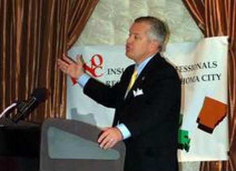 John D. Doak, courtesy of Oklahoma Insurance Department website