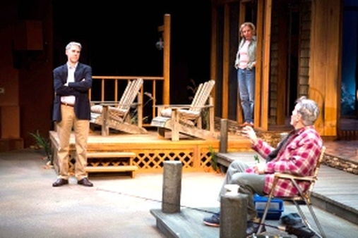 "A new play, ""The Outgoing Tide,"" shows what can happen when families fail to plan for LTC needs. (AP Photo/Keith Sherman and Associates, Matt Urban)"