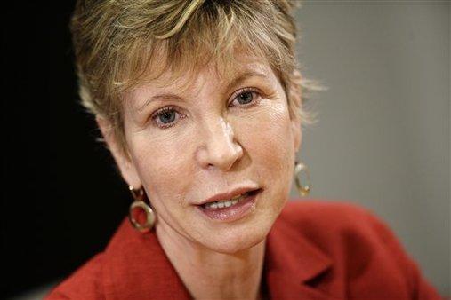 Karen Ignagni, president and CEO of America's Health Insurance Plans. (AP photo/J. Scott Applewhite)