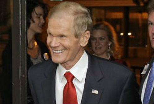 Sen. Bill Nelson (AP photo/John Raoux)