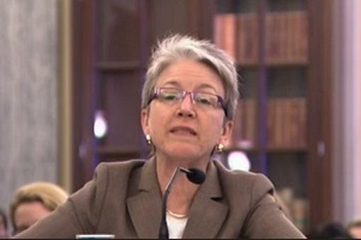 Lynn Quincy (Senate Commerce Committee video screen capture)