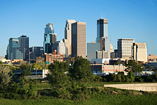 Minneapolis, the home base of Ameriprise Financial.
