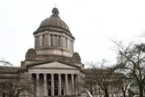 Washington State Capitol (Wikipedia Creative Commons photo)