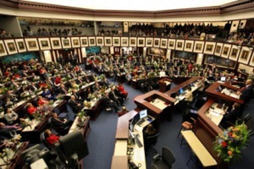 The Florida State Capitol (AP photo/Chris O'Meara)