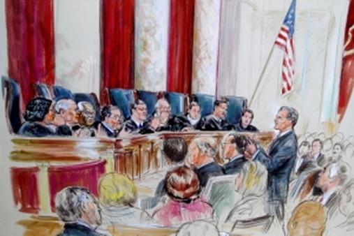 The U.S. Supreme Court (AP image/Dana Verkouteren)