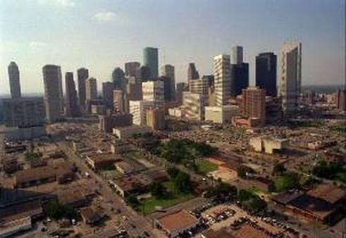 Houston, TX. (AP Images)