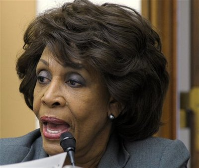 Rep. Maxine Waters, D-Calif., ranking member of the House Financial Services Committee (AP photo/Susan Walsh)