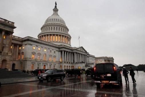 U.S. Capitol (AP photo/Jacquelyn Martin)