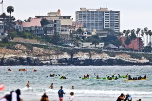 Prosectors say 230 of the customers were in the San Diego area. (AP photo/Lenny Ignelzi)
