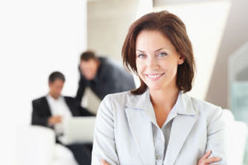 One measure of women's progress in the corporate sphere is that women feel more at ease to be themselves.