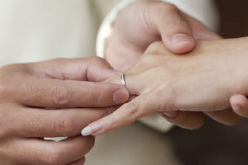 Nearly one-third of those married within the past five years postponed an engagement or wedding because of finances.
