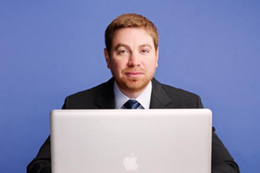 July Producer Profile subject Brian Greenberg (Photo by Brandon Sullivan)