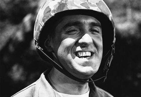 Jim Nabors is seen in character for his role of Gomer Pyle in this 1966 file photo. (AP file photo)