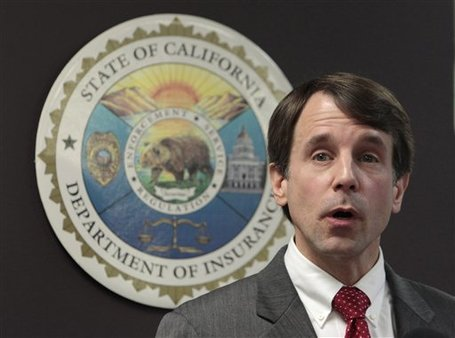 California Insurance Commissioner Dave Jones (AP Photo/Rich Pedroncelli)