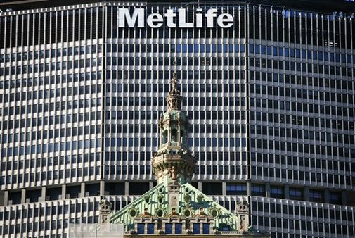 Despite the credit boon, MetLife is not a fan of the systemically risky label because of capital standards, restrictions. (AP Photo/Mark Lennihan)
