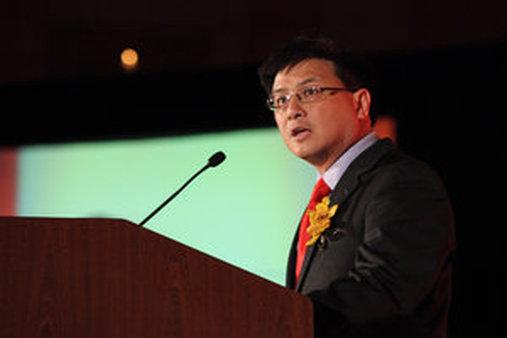 California comptroller John Chiang (Photo by Ryan Miller/Invision/AP)
