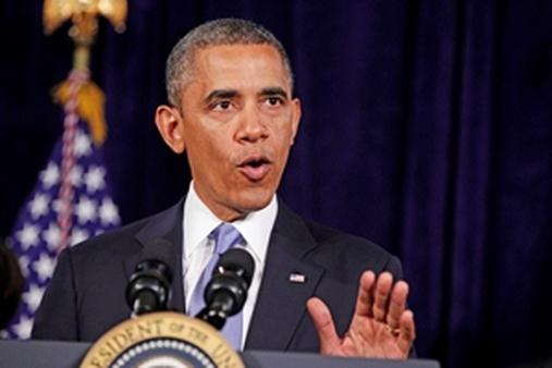 President Obama (AP photo/Evan Vucci)