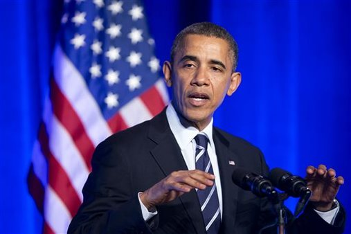 President Barack Obama. AP Photo/Manuel Balce Ceneta
