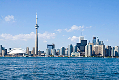 The City of Toronto, where Sun Life is based.