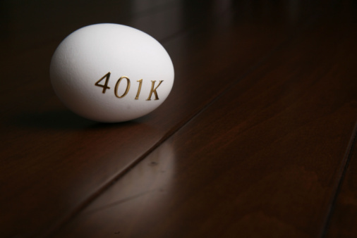 "Ninety-five percent of Americans who have a 401(k)-like retirement plan believe retirement savings should be ""off limits."""