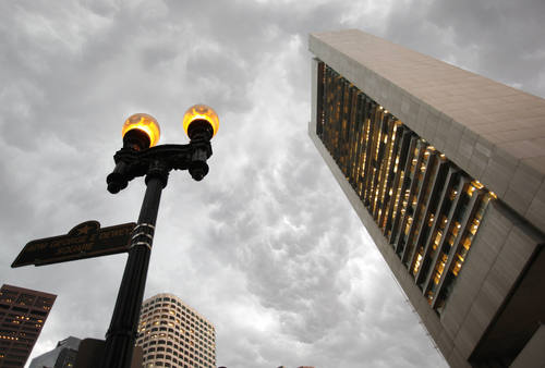 Federal Reserve Bank in Boston needs insurance expertise. Apply here. (AP Photo/Michael Dwyer)