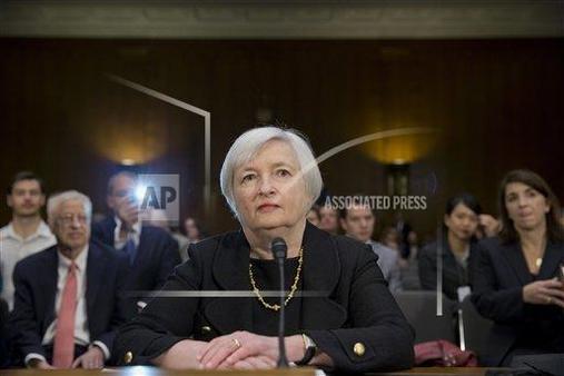 Janet Yellen (AP photo/J. Scott Applewhite)