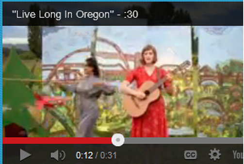A screen shot from a Cover Oregon YouTube ad. (Cover Oregon image)