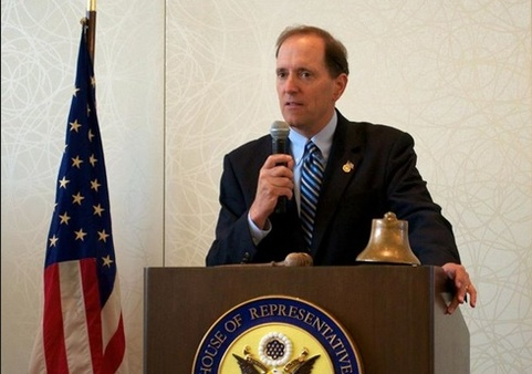House Ways and Means Committee chairman David Camp, R-Mich. (Camp.House.gov)
