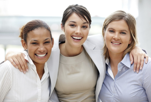 Sixty-two percent of women believe there is still a 'glass ceiling' that hinders them from advancing their careers.