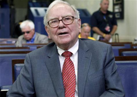Warren Buffett - Wise Words. Source: AP Images
