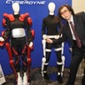 Japan rehab facilities add exoskeleton robots