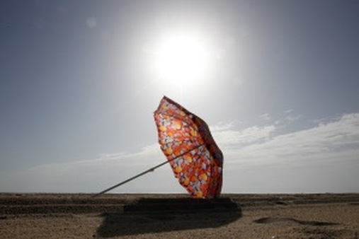 The income umbrella (AP photo/Charles Dharapak)