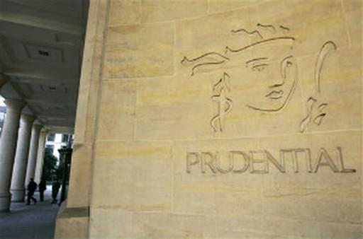 Prudential Plc building in central London (AP Photo/Lefteris Pitarakis)