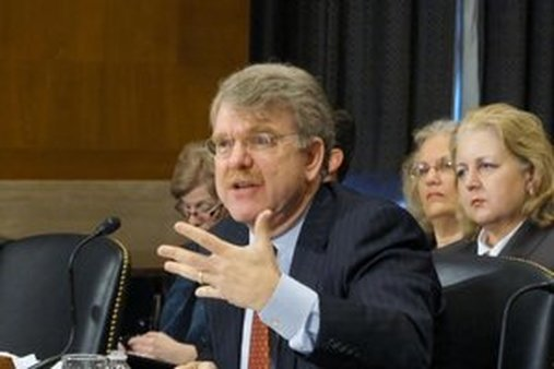 PBGC Director Josh Gotbaum, testifying before a Senate committee in 2010. Photo: Senate Committee on Health, Education, Labor and Pensions.