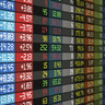 U.S. stocks fluctuate amid bank earnings, Portugal debt concern