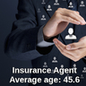 13 occupations with worse aging problems than insurance agents