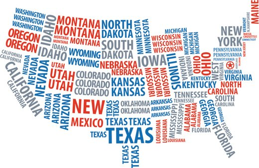 Florida Kansas And Texas Make This Year S List