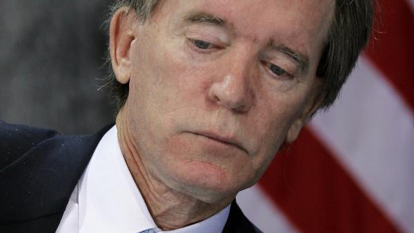 Bill Gross calls for caution as the Fed looks toward raising interest rates. (AP Photo/Pablo Martinez Monsivais, File)