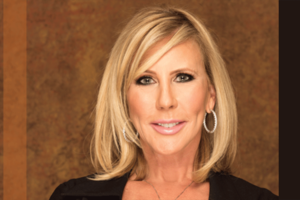 Behind the scenes with Vicki Gunvalson [VIDEO]