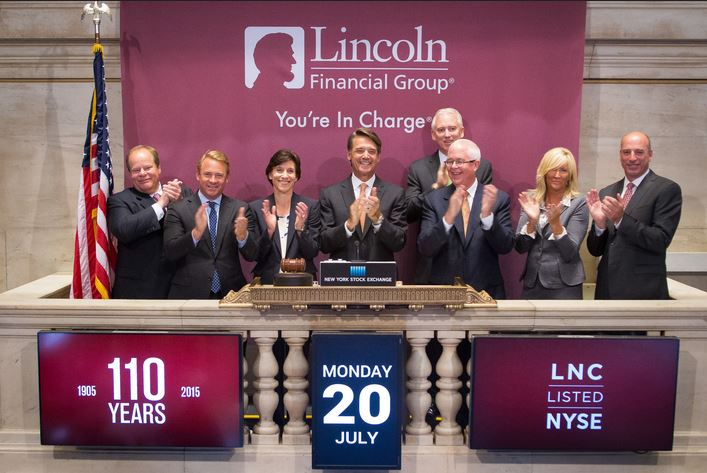 In A Celebratory Mood Lincoln Financial Group At Age 110