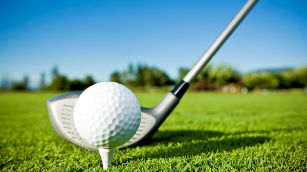 Golf offers a clue about an important source of this month's market volatility: human psychology.