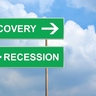 A funny thing happened on the way to recession