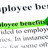 One weird trick for getting good work benefits