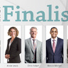 2016 Advisor of the Year finalists
