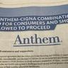 Anthem, Aetna vie for quick trials in antitrust challenges